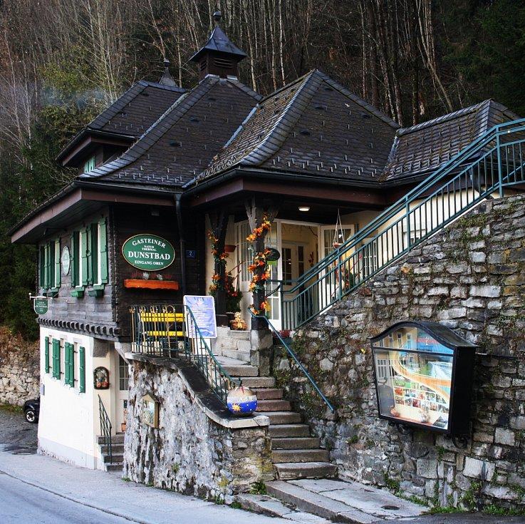 Bad Gastein a Bad Hofgastein v Rakousku