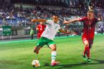 Čeští fotbalisté do 19 let nestačili na Iry.