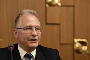 Michal Koudelka, ředitel Bezpečnostní informační služby (BIS)