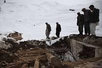 V Afghánistánu spadly další laviny, obětí živlů je prý přes 280.