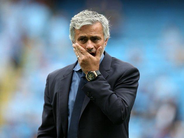 Trenér José Mourinho v Chelsea skončil.