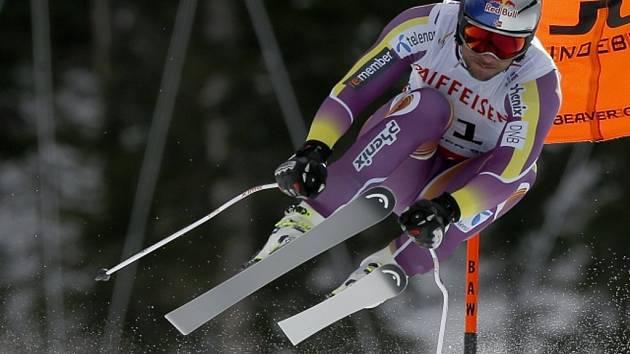 Aksel Lund Svindal na MS.