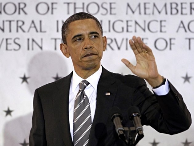 Barack Obama, prezident USA.