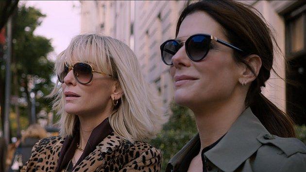 Cate Blanchett a Sandra Bullock