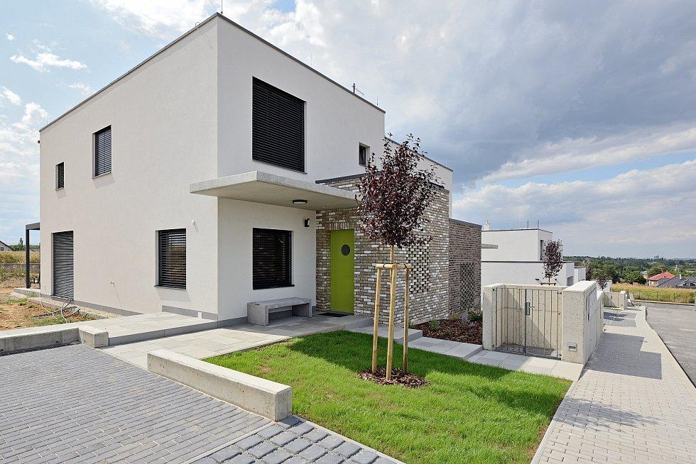 Domy Dobřejovice