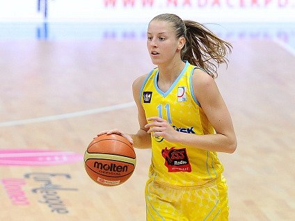 Kateřina Elhotová z USK Praha