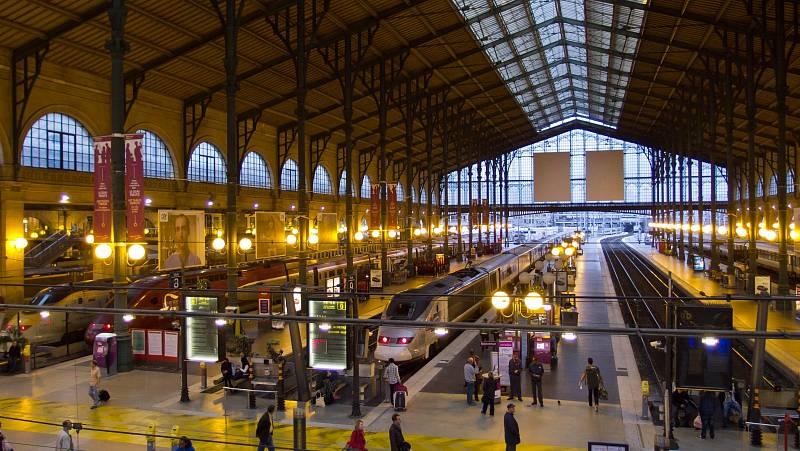 Pařížské Severní nádraží