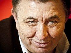 Režisér, dokumentarista a producent Fero Fenič.