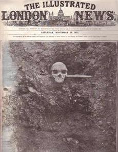 Tajemná lebka byla objevena v roce 1921 v dole na železnou rudu v tehdejší Severní Rhodésii, jež byla britským protektorátem