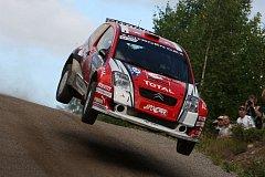 Martin Prokop dojel na Rallye Sardinia v JRWC až desátý.