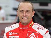 Spolujezdec Jan Tománek se ve světovém rallyovém šampionátu pohybuje od roku 2001.