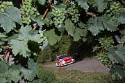 Výpadek v Německé rallye znamenal pro Martina Prokopa konec nadějí na titul v JWRC.