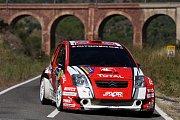 """V Katalánské rallye si Martin Prokop připsal druhou """"desítku"""" do pořadí JWRC."""