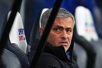 Newcastle - Chelsea: Naštvaný José Mourinho
