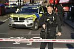 Střelba na London Brigde