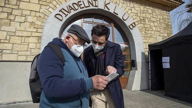 Samotestovací centrum v Poliččce