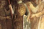 Svatý Václav ve vyobrazení Petra Parléře
