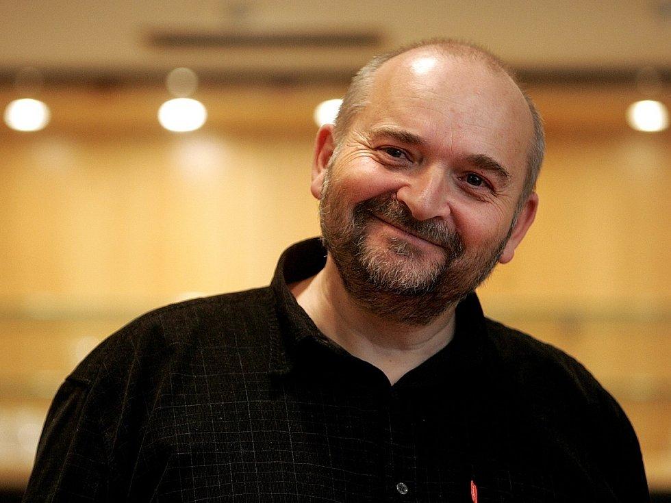 Folkový písničkář Jan Burian