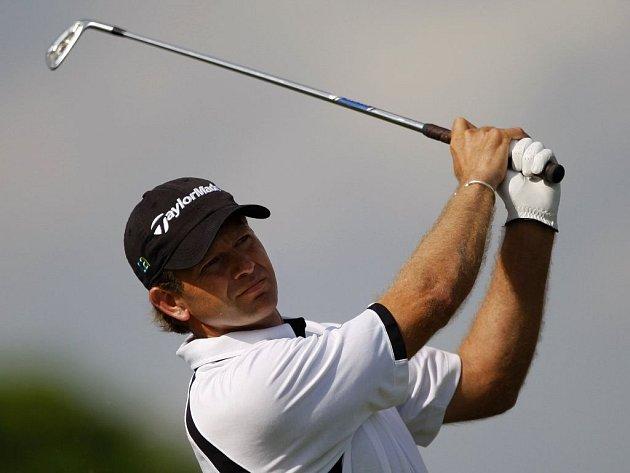 Jihoafričan Retief Goosen vyhrál v neděli v USA golfový turnaj Transition Championship.