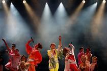 Muzikál Mamma Mia se představil v Praze.