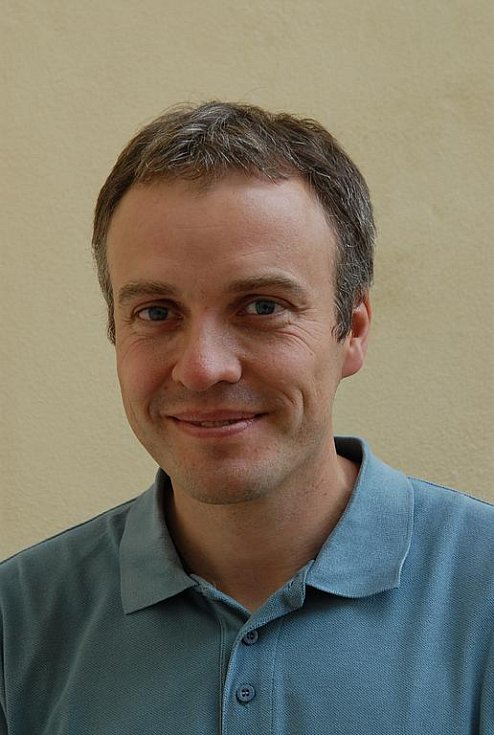 Výkonný ředitel Nadace VIA Jiří Bárta