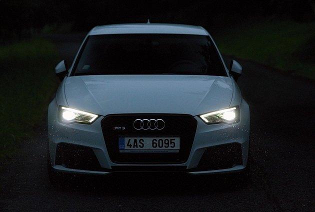 Audi RS 3Sportback.