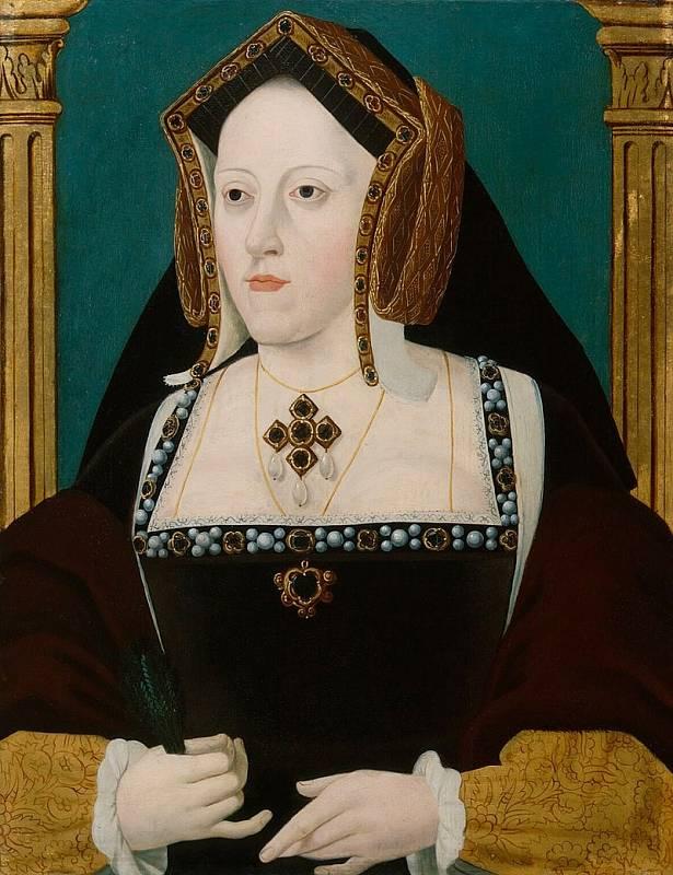 Kateřina Aragonská byla první manželkou Jindřicha VIII. Zdědil jí po starším bratrovi. Přesto bylo jejich manželství velmi harmonické, vydrželi spolu 24 let. Až Jindřichova touha po synovi a mladá milenka jej přiměly se s Kateřinou rozvést.