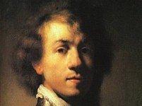 """Na pozdních autoportrétech působil Rembrandt """"zasmušile a vyhasle""""."""