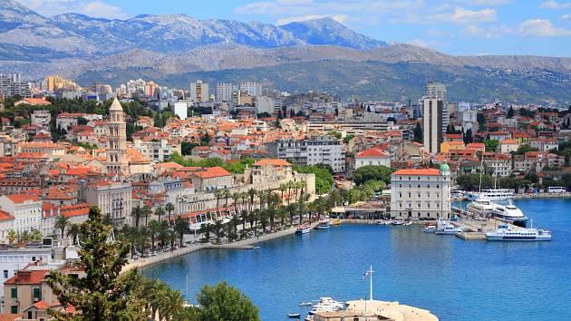 Chorvatský Split. Ilustrační snímek