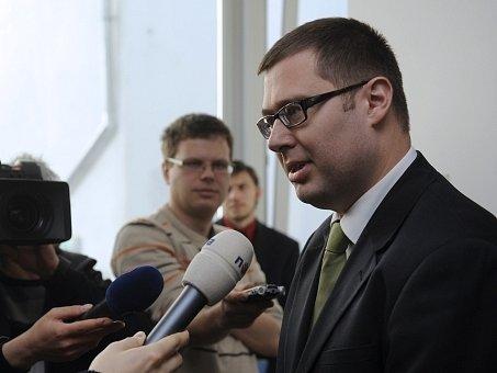 První náměstek ministra školství Jiří Nantl.
