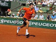 Novak Djokovič si zahraje finále