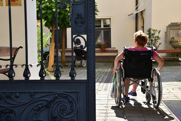 Domov sv. Josefa pomáhá nemocným roztroušenou sklerózou žít plnohodnotný život.