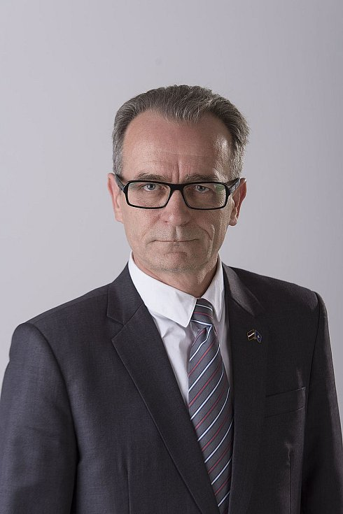 Lotyšský ministr spravedlnosti Dzintars Rasnačs.