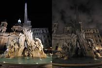 Hodina Země v Římě