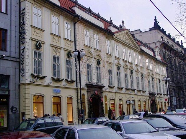 Slovanský dům.