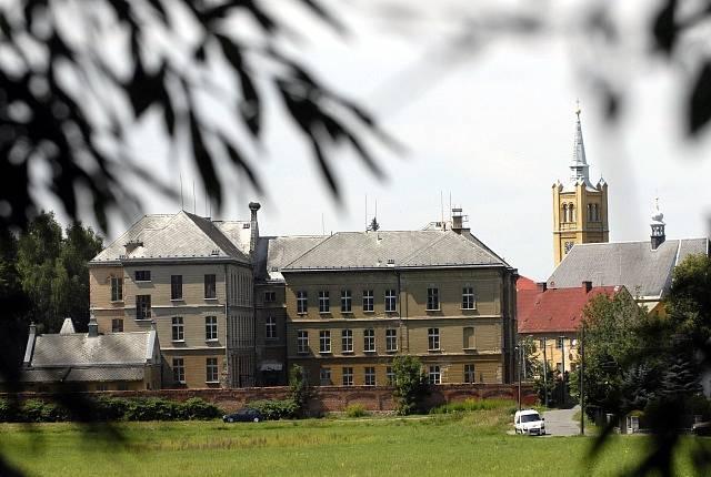 Budova bývalého kněžského semináře ve Vidnavě