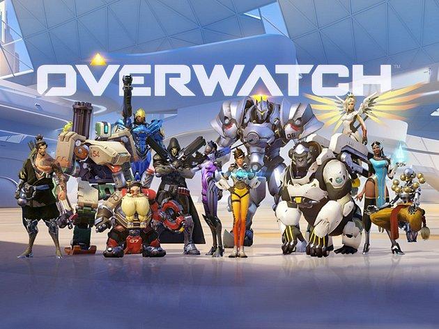 Počítačová hra Overwatch.