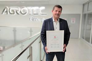 Martin Rada, generální ředitel společnosti Agrotec Group