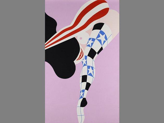 Nového majitele má také proslulá Venus/ All the Way to USA designéra a malíře Ladislava Sutnara, která se prodala za téměř 1,7 milionu korun.