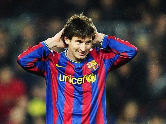 Argentinský hrdina Lionel Messi má u finančního úřadu v Barceloně vroubek.
