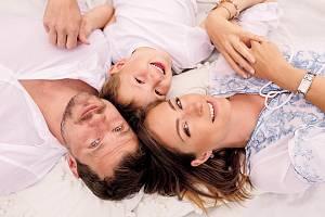 """""""Na rodinné zázemí si nemůžu stěžovat, mám skvělou přítelkyni i syna,"""" říká Ondřej"""