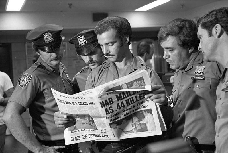 Přezdívku vrah .44 si Berkowitz vysloužil podle revolveru stejné ráže, který při svém řádění používal.