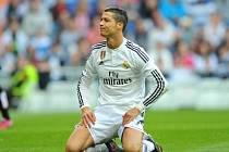 Cristiano Ronaldo po zahozené šanci. Nakonec nemusel litovat, Real Madrid vyhrál