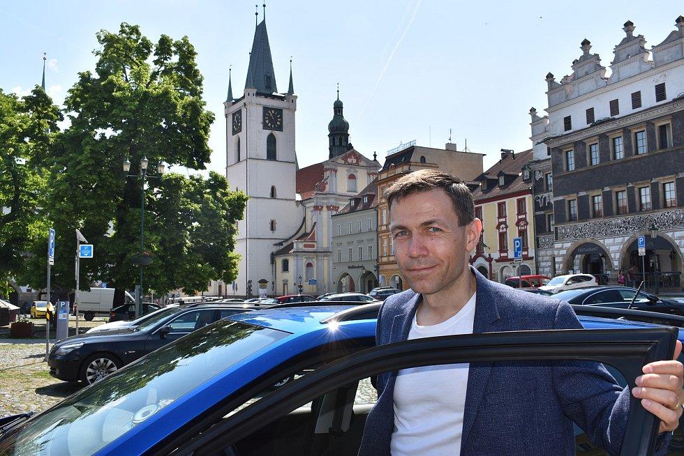 Spolujízdu využívá Michal Muzička z Litoměřic i Filip Jandovský z Žimi, ten navíc také rád stopuje