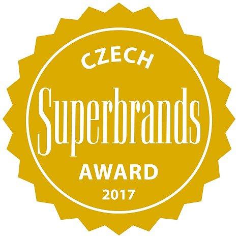Czech Superbrands Award