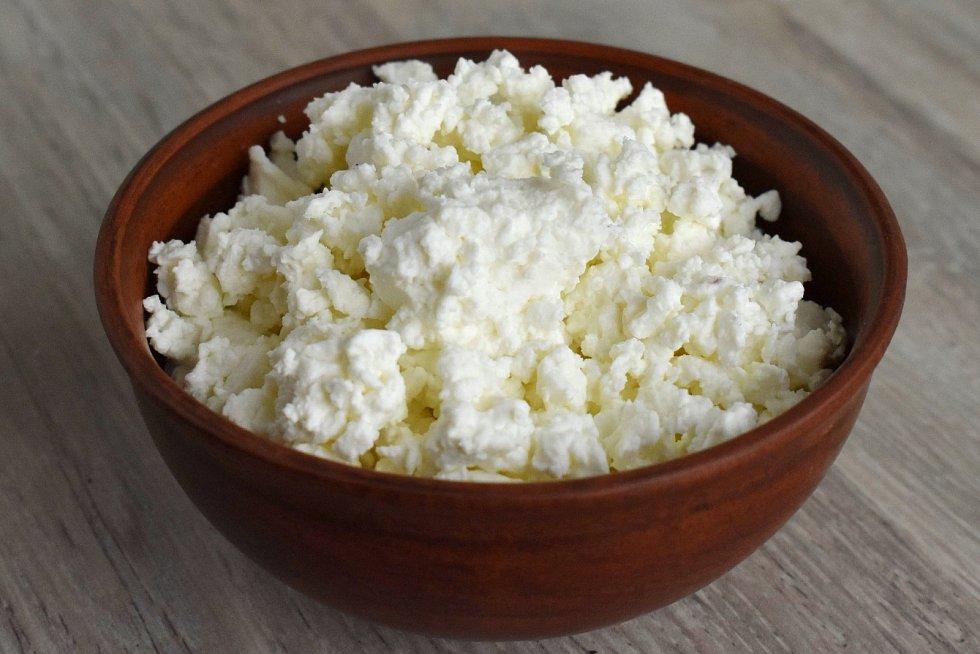 Průměrný Čech spotřeboval 262,5 kilogramu mléka a mléčných výrobků.