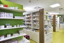 Lékárna - ilustrační foto.