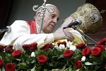 Papež František dnes na závěr své třídenní návštěvy Turecka oslavil spolu s cařihradským patriarchou Bartolomějem významný pravoslavný svátek svatého Ondřeje.