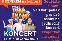 S Deníkem na koncert