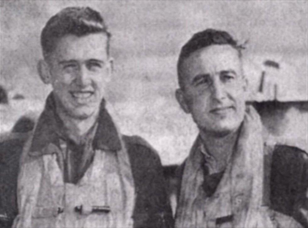 Piloti William Schmidt a Kenneth Thomas
